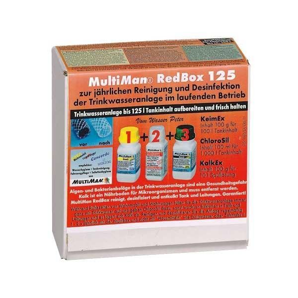 MultiBox MULTIMAN RedBox 125