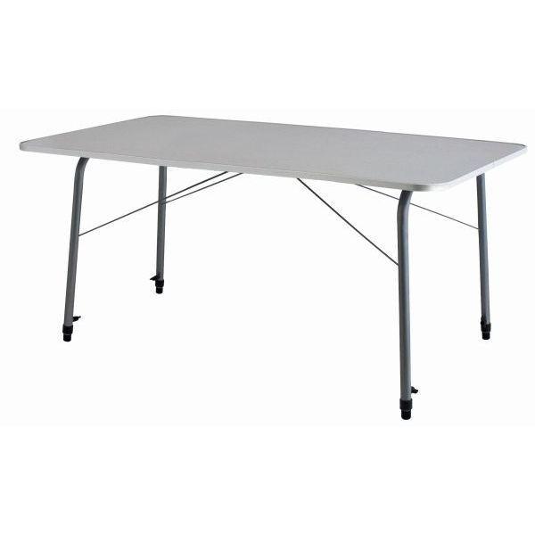 Campingtisch EUROTRAIL Cadiz L Tisch 121 x 61 cm