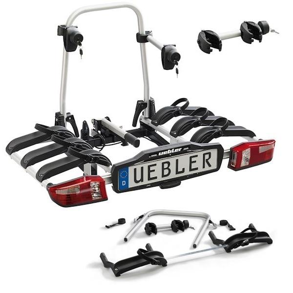 UEBLER P32 S Fahrradträger 15810 4 Räder 3+1