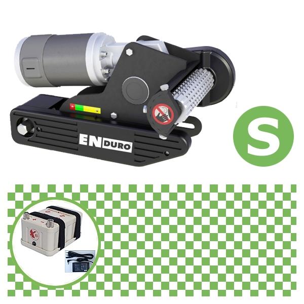 Enduro EM203 Rangierhilfe 11825 mit Power Set Green S X10