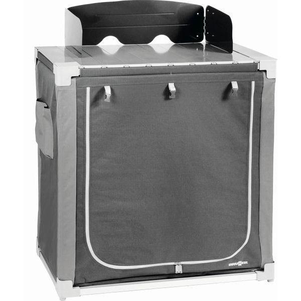 Küchenschrank BRUNNER Jum Box 600 CT grau