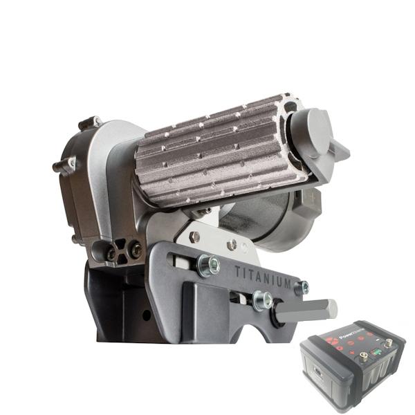 Quattro Titanium Xtreme e-Go Rangierhilfe mit PowerXtreme X30
