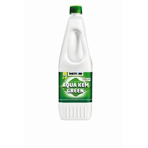 Sanitär Flüssigkeit THETFORD Aqua Kem Green 1500 ml
