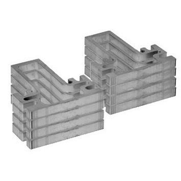 TRUMA Adapter Distanzplattensatz 8 Stück für Mover
