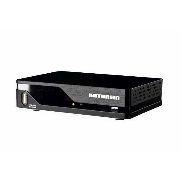 DVB-T2 HD Receiver KATHREIN UFT 930 sw