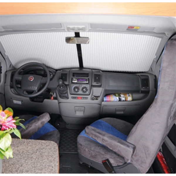 Verdunkelung REMIS REMIfront Frontscheibe Fiat Ducato ab Bj. 2014