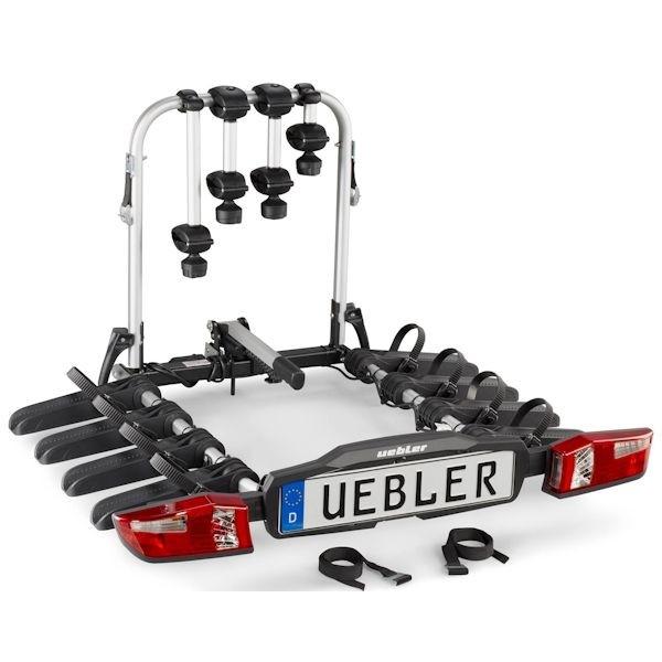 UEBLER F42 Fahrradträger 15840 4 Räder faltbar