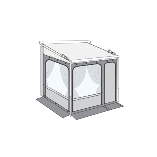 Markise FIAMMA Caravanstore ZIP XL 280 cm Royal grey