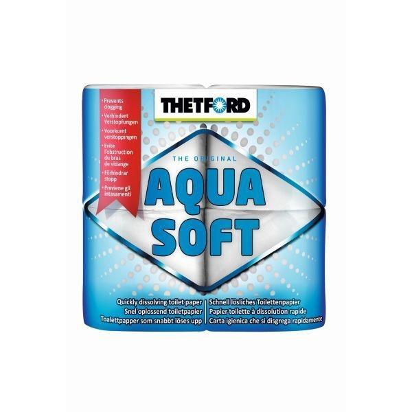 Toilettenpapier THETFORD Aqua Soft 4er Pack