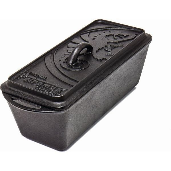 Feuertopf PETROMAX Kastenform mit Deckel k 4