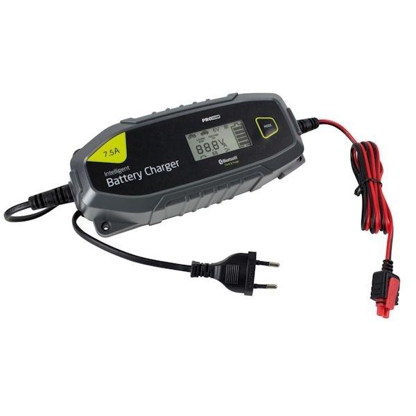 PRO USER IBC 7500B Ladegerät Mikroprozessor Bluetooth 7,5A 18173
