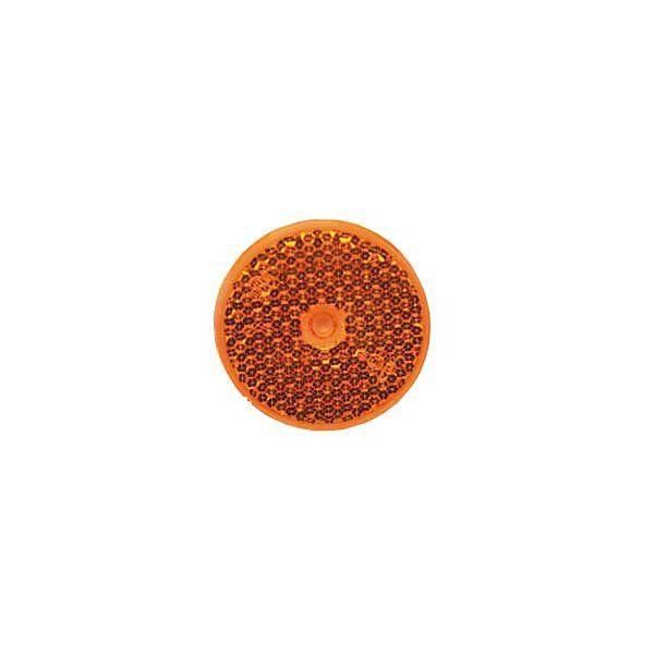 Seitenstrahler rund Ø 60 mm zum Anschrauben