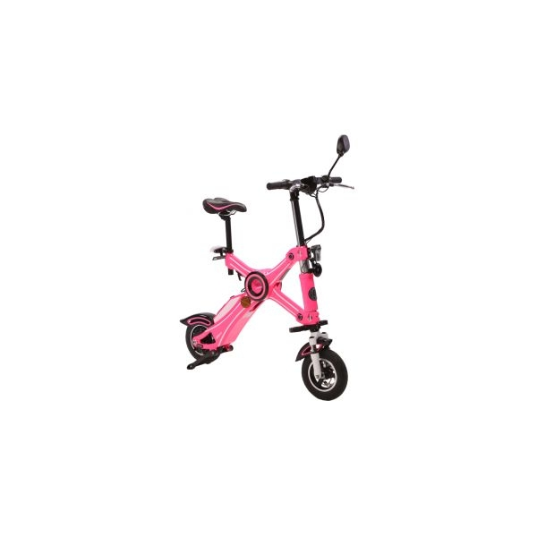 UEBLER E-Scooter 21040 faltbar in pink