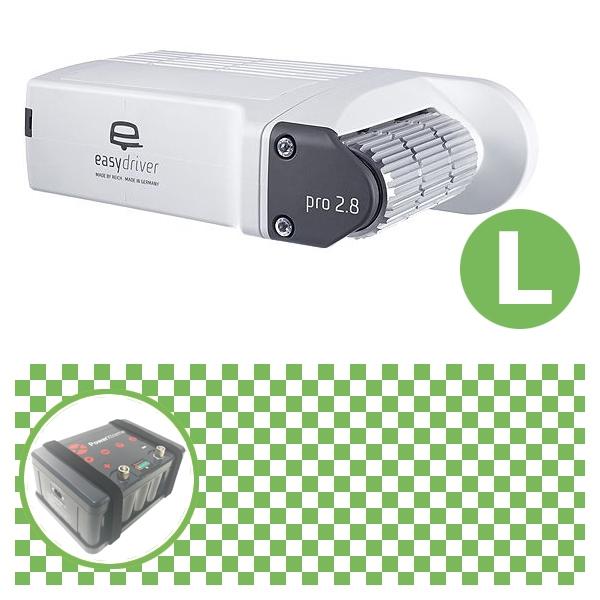 Easydriver pro 2.8 Rangierhilfe Reich mit Power Set Green L X30