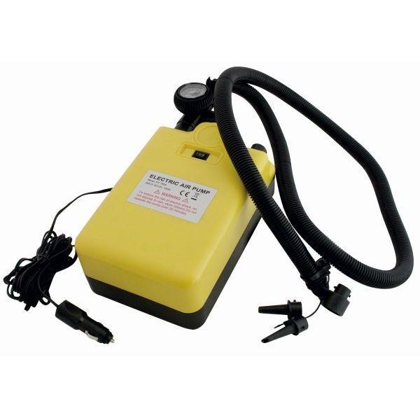 Elektro Luftpumpe 12V mit Druckbegrenzer