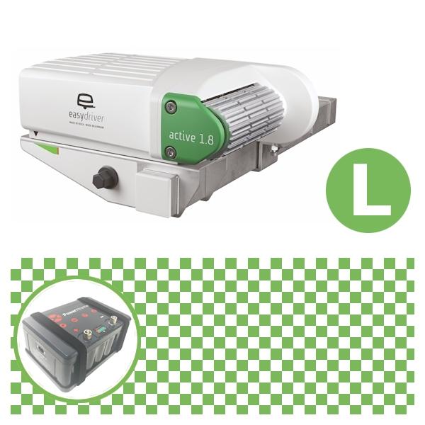 Easydriver active 1.8 Rangierhilfe Reich mit Power Set Green L X30