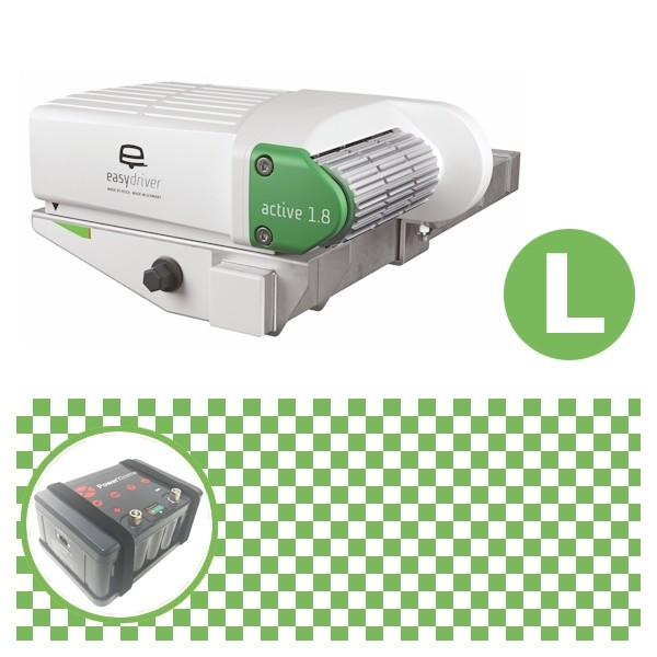 Easydriver active 1.8 Rangierhilfe Reich mit Power Set Green L X30