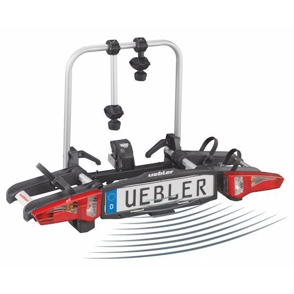 UEBLER i21 Fahrradträger 15930DC mit 90° Abklappung Rückfahrkontrolle