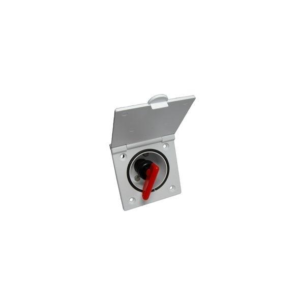 Easydriver Batterietrennschalter Reich 527-00111 inkl. Gehäuse
