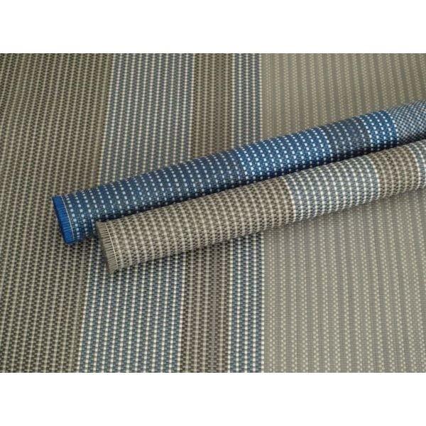 Zeltteppich ARISOL Lux250 x 400 cm blau