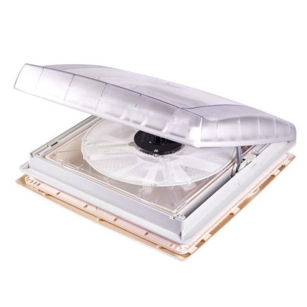 Dachhaube THULE mit 12 V Ventilator klar