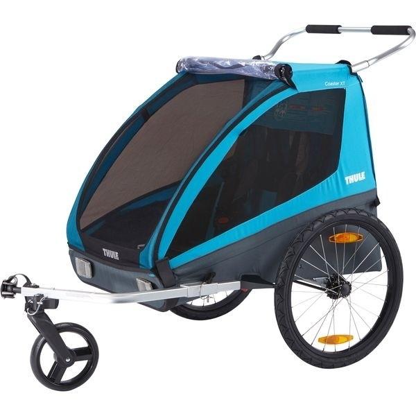 THULE Coaster XT Fahrradanhänger Buggy Modell 10101806