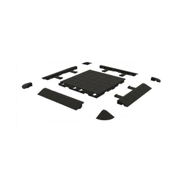 Bodenfliese ISABELLA Floor Kante Bodenkante seitlich