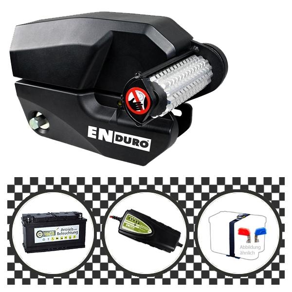 Enduro EM303+ Plus Rangierhilfe 11795 mit Power Set Black