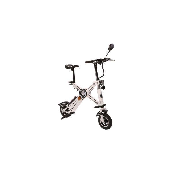 UEBLER E-Scooter 21030 faltbar in weiss