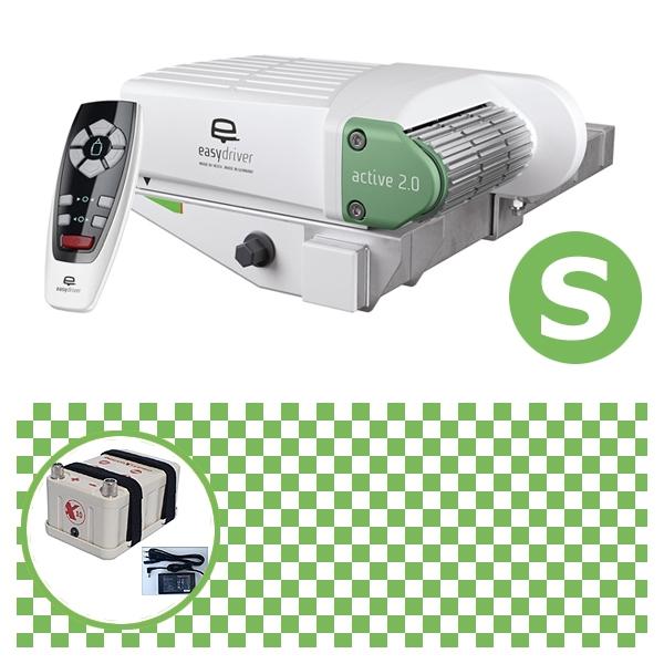 Easydriver active 2.0 Rangierhilfe Reich mit Power Set Green S X10