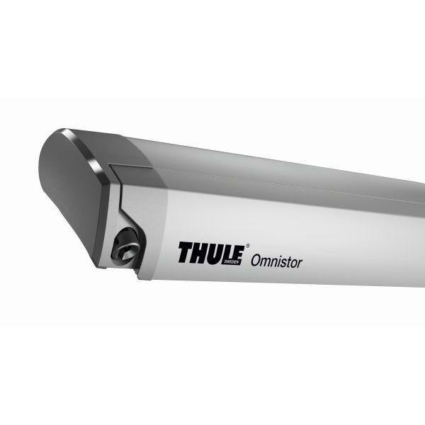 Markise THULE Omnistor 9200 Mystic grau 550 cm Gehäuse eloxiert