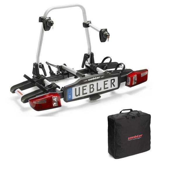 UEBLER X21 S Fahrradträger 15760 2 Räder faltbar inkl. Tasche