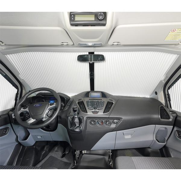 Verdunkelung REMIS REMIfront Frontscheibe Ford Transit ab Modelljahr 2014