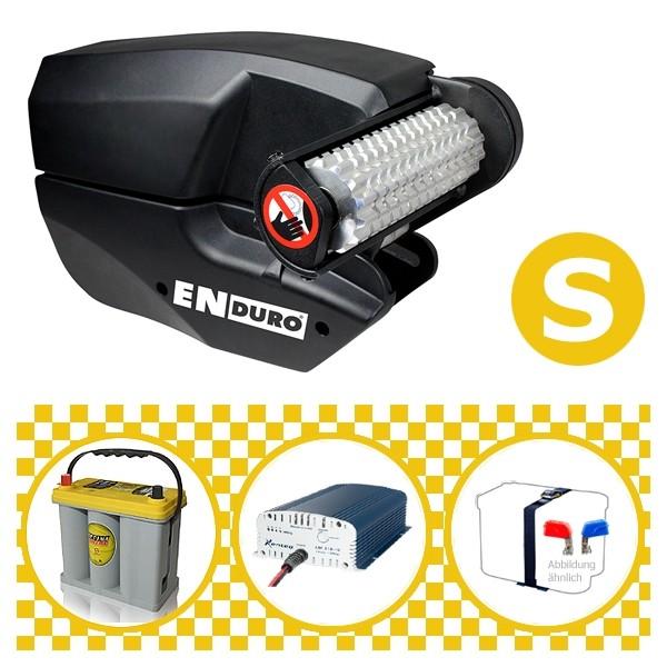Enduro EM303A+ Plus Rangierhilfe 11796 mit Power Set Yellow S