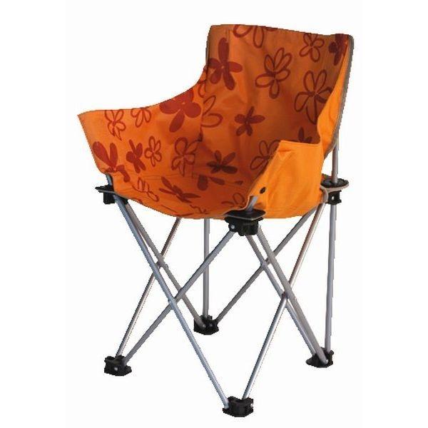 Kinderfaltstuhl EUROTRAIL Xavier orange