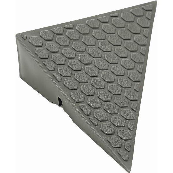 Bodenplatte BRUNNER Eckteil Deck Corner grau