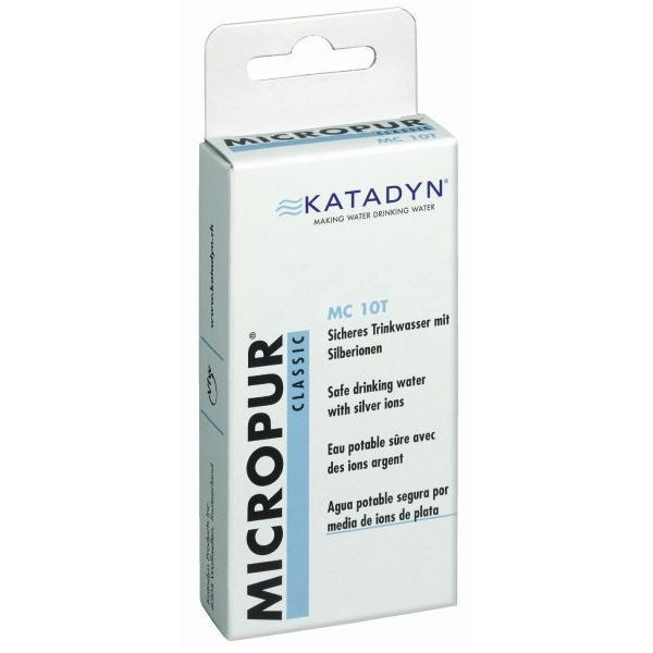 Wasserkonservierung MICROPUR Classic MC 10 T