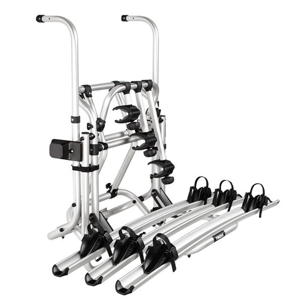 Fahrradträger THULE Lift V16 mit 12 V Motor für 3 Fahrräder