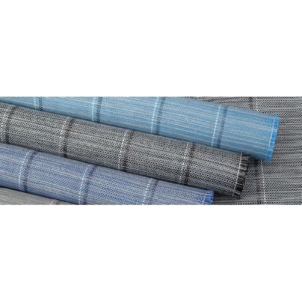 Zeltteppich ARISOL Exclusive 250 x 500 hellblau