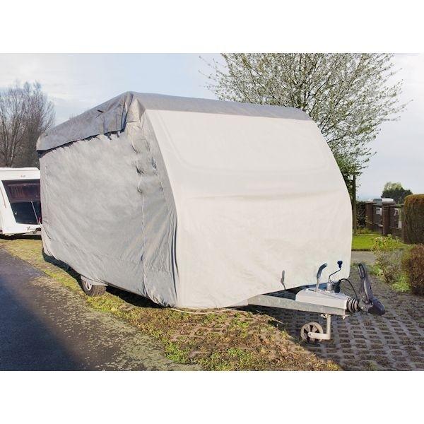 LAS Wohnwagen Schutzhülle 510 x 250 x 220 cm 16143