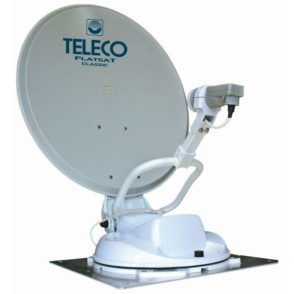 Automatische Sat Anlage TELECO Flat Sat Classic S 85