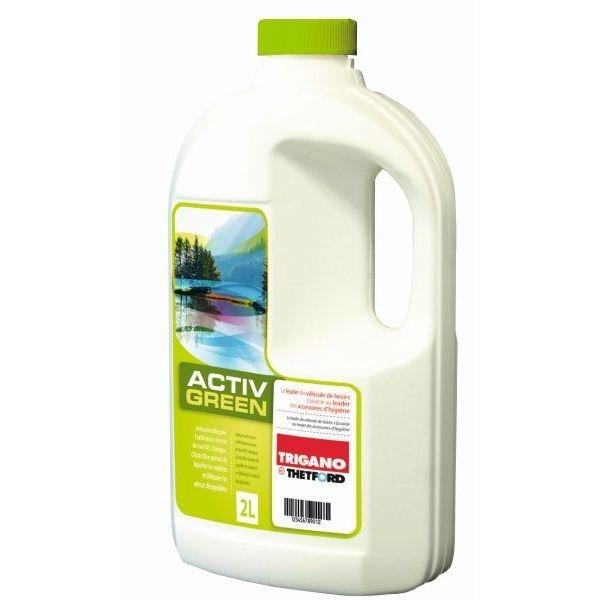 Sanitär Flüssigkeit TRIGANO Activ Green 2000 ml