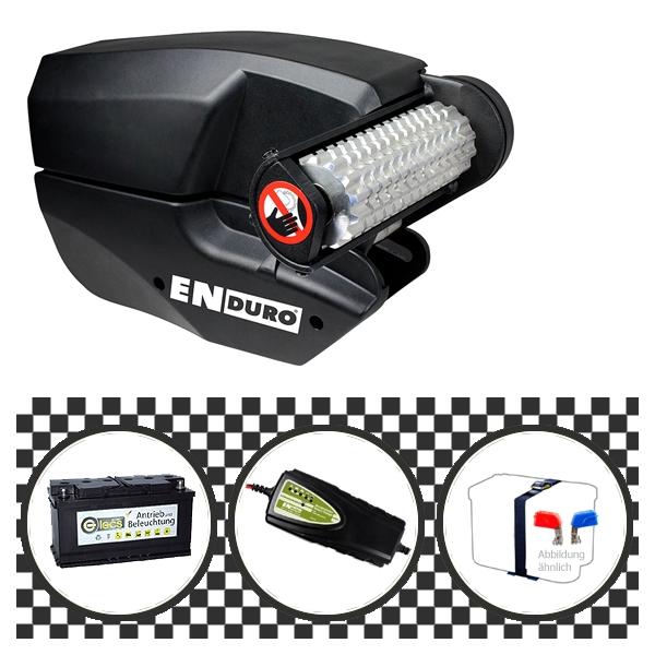 Enduro EM303A+ Plus Rangierhilfe 11796 mit Power Set Black