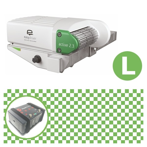 Easydriver active 2.3 Rangierhilfe Reich mit Power Set Green L X30