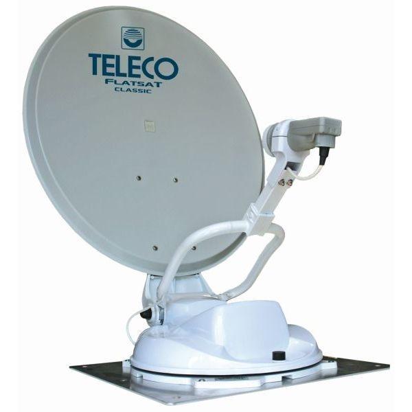 Automatische Sat Anlage TELECO Flat Sat Classic S 65