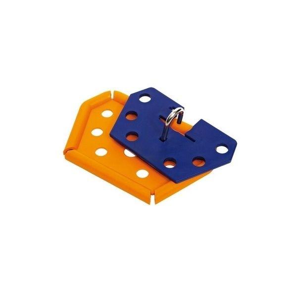 Ankerplatte PEGGY PEG 6-teilig