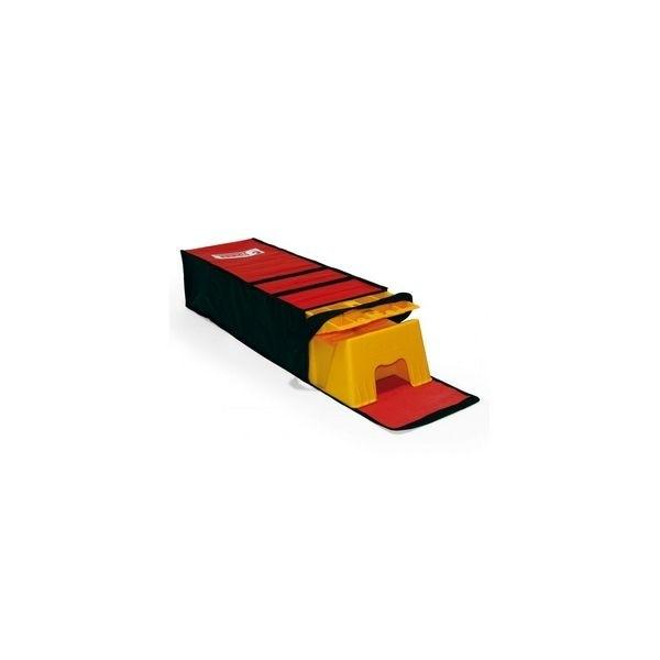 Auffahrkeil FIAMMA Kit Stufenkeil Level Up Jumbo gelb 2er Set
