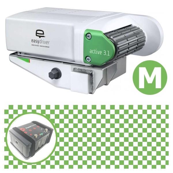 Easydriver active 3.1 Rangierhilfe Reich mit Power Set Green M X20