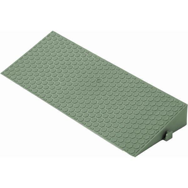 Bodenplatte BRUNNER Abschlussrampe Deck Ramp grün