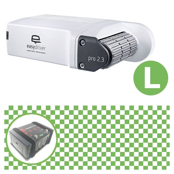 Easydriver pro 2.3 Rangierhilfe Reich mit Power Set Green L X30